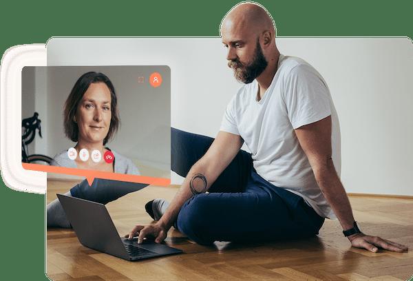 Prova una psicoterapia in videoconferenza